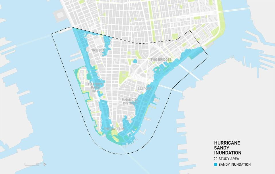 Graphic: NYC Mayor's Office of Resiliency