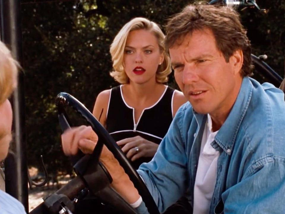 meredith blake and nick parker in the parent trap