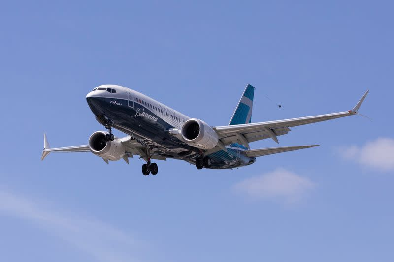 Europe air safety regulator to start 737 MAX flight tests from September 7