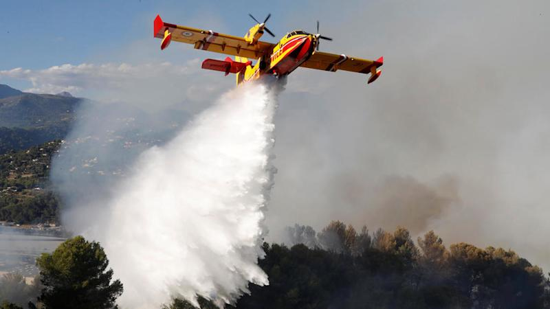 100 hectares of forest destroyed in inferno at tourist spot in southwest France