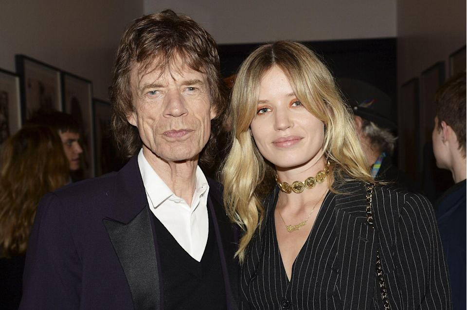 """<p><strong>Famous p</strong><strong>arent(s): </strong>The Rolling Stones frontman Mick Jagger and model Jerry Hall<br><strong>What it was like: </strong>""""<span class=""""redactor-unlink"""">When I</span> went on tour with my father, I knew he was a musician. But they were my parents,"""" she's <a href=""""http://www.dailymail.co.uk/tvshowbiz/article-1225668/Mothers-dork-fathers-musician-Georgia-May-Jagger-upbringing-supermodel.html"""" rel=""""nofollow noopener"""" target=""""_blank"""" data-ylk=""""slk:said"""" class=""""link rapid-noclick-resp"""">said</a>. """"When I was younger, I'd fall asleep on the plane after a show and wake up in a different city."""" </p>"""