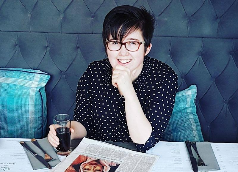 Two teenagers have been arrested in connection with the murder of Lyra McKee (Picture: Northern Ireland Police)