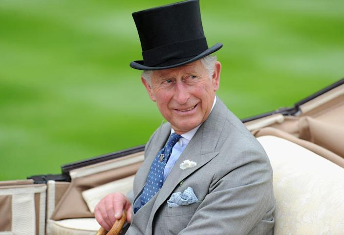 """<p>Why? Well, the Prince of Wales is <a href=""""https://www.popularmechanics.com/culture/g29995871/mythical-creatures/?slide=6"""" rel=""""nofollow noopener"""" target=""""_blank"""" data-ylk=""""slk:related to Vlad the Impaler"""" class=""""link rapid-noclick-resp"""">related to Vlad the Impaler</a>, the inspiration for Bram Stoker's <em>Dracula, </em>and many royals in Charles's bloodline were known to have the disease Porphyria<em>, </em>which is an iron deficiency that causes <a href=""""https://www.harpersbazaar.com/celebrity/latest/g21551924/royal-conspiracy-theories/?slide=10"""" rel=""""nofollow noopener"""" target=""""_blank"""" data-ylk=""""slk:people to be sensitive to sunlight"""" class=""""link rapid-noclick-resp"""">people to be sensitive to sunlight</a>. </p>"""