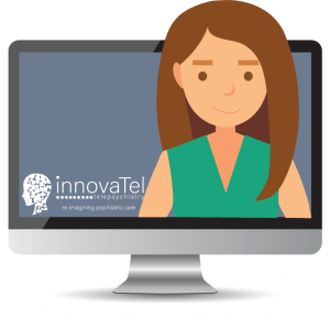 innovaTel is a national telepsychiatry provider that partners directly with community-based organizations to improve access to behavioral health services.