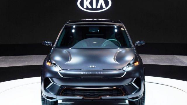 Kia Niro EV to break cover next week?