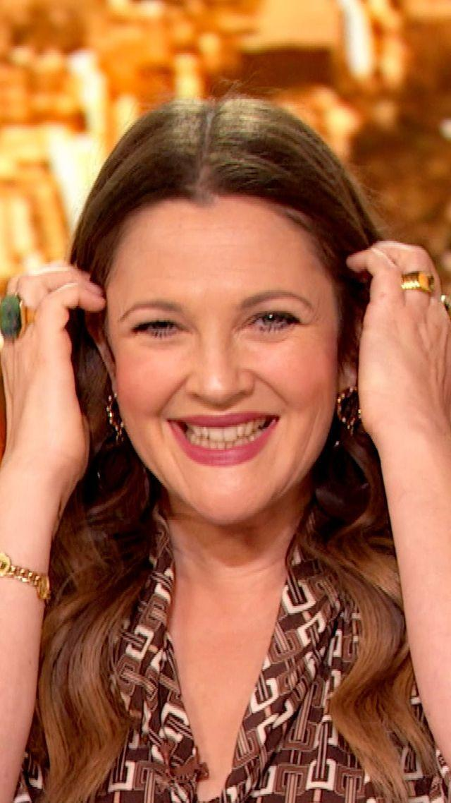 """<p>""""Drew is feeling extra thankful this year & she isn't afraid to show it!Happy Thanksgiving from everyone at The Drew Barrymore Show! 💛.""""</p><p><a href=""""https://www.instagram.com/p/CIEJ7FhJk6d/"""" rel=""""nofollow noopener"""" target=""""_blank"""" data-ylk=""""slk:See the original post on Instagram"""" class=""""link rapid-noclick-resp"""">See the original post on Instagram</a></p>"""