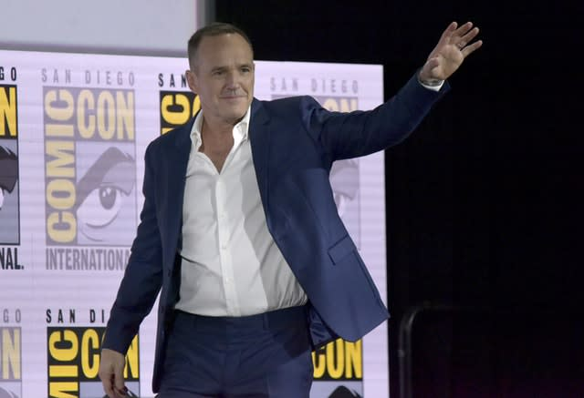 "2019 Comic-Con – ""Agents of S.H.I.E.L.D."" Panel"