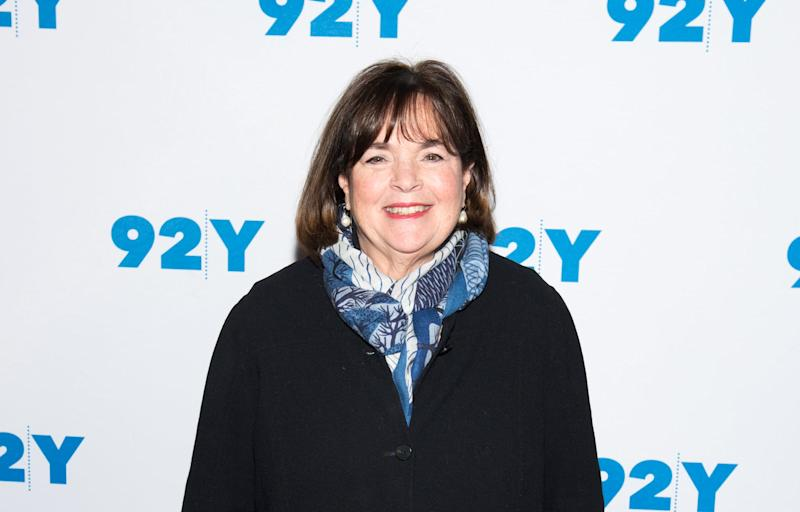 NEW YORK, NY - JANUARY 31: Author Ina Garten attends Ina Garten in Conversation with Danny Meyer at 92nd Street Y on January 31, 2017 in New York City. (Photo by Noam Galai/WireImage)