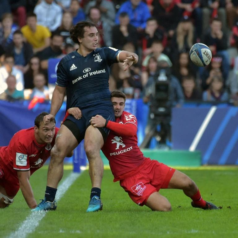 Wing James Lowe will make his Ireland debut with a hefty weight of expectation on the 28-year-old New Zealand-born's shoulders
