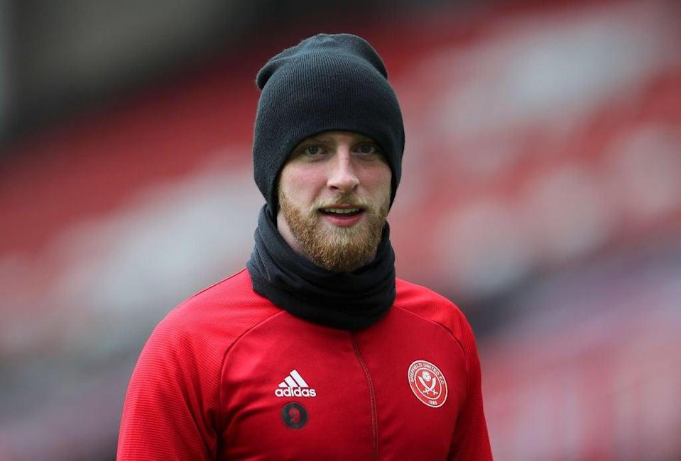 Sheffield United's Oliver McBurnie (Getty Images)