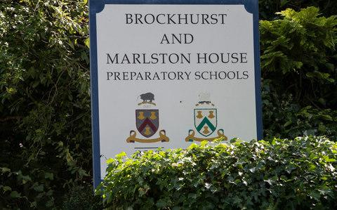 Mr Nel is suing Brockhurst and Marlston House Preparatory School - Credit:  Jason Hedges/INS News Agency Ltd