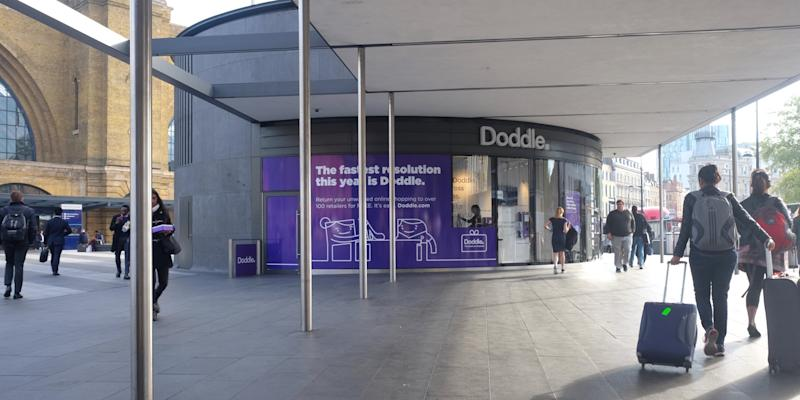 doddle kings cross st pancreas london