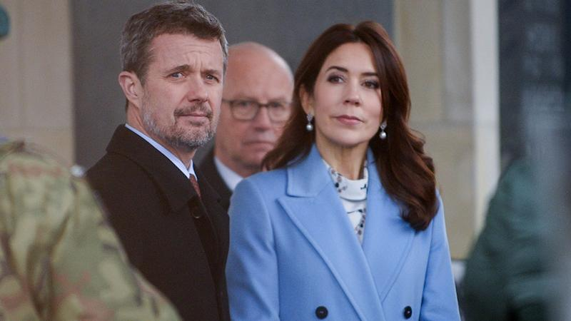 Princess mary of denmark and prince frederik