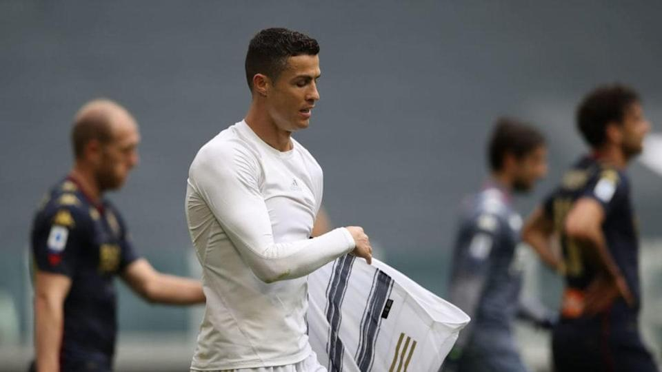 Cristiano Ronaldo | Jonathan Moscrop/Getty Images