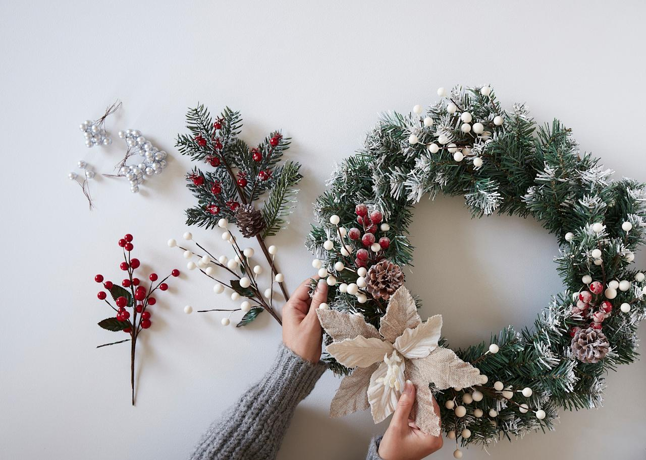 "<p>Hobbycraft has unveiled its top <a href=""https://www.countryliving.com/uk/country-christmas-decorating-and-recipe-ideas/"" target=""_blank"">Christmas</a> crafting <a href=""https://www.countryliving.com/uk/homes-interiors/interiors/a34025375/christmas-gifting-trends-2020/"" target=""_blank"">trends</a> for 2020 — and this year is all about handmade stockings, <a href=""https://www.countryliving.com/uk/homes-interiors/interiors/g29484279/reusable-advent-calendars/"" target=""_blank"">reusable advent calendars</a> and hand-painted baubles.</p><p>The British retailer has already seen an increased demand, with searches for Christmas on the website up 101% compared to last year. Katherine Paterson, Customer Director at Hobbycraft says: ""We anticipate this Christmas is going to be the biggest handmade Christmas ever. The nation embraced all things crafts related during lockdown, and fell back in love with old past times.</p><p>""The festive season is the perfect opportunity for people to put these new found skills to use, and create something filled with love for family and friends. Whether its personalising a bauble, handcrafting a gift, baking a festive cake or adding a special handmade touch to a carefully wrapped gift, that extra special touch will add some extra sparkle to Christmas this year.""</p><p>Feeling creative? Take a look at the trends below...</p>"