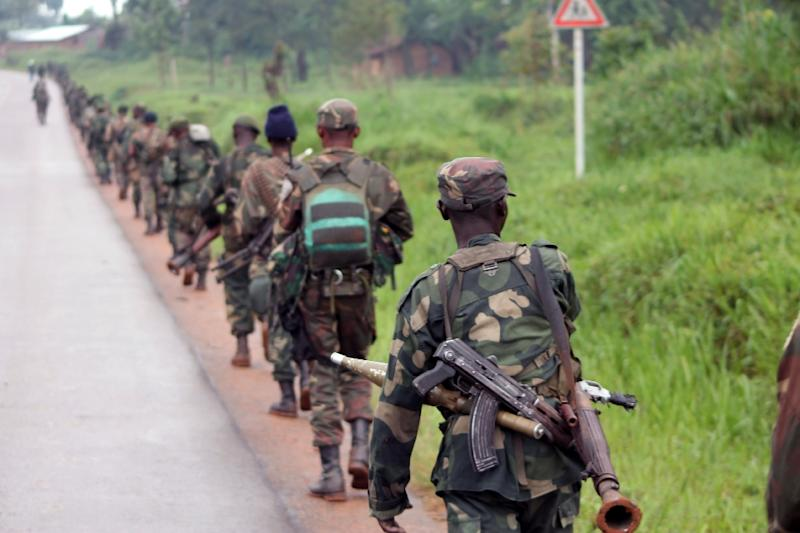 The Congolese army launched an offensive against the Alliance of Democratic Forces and announced that they had captured a strategic rebel position in the region, where the ADF runs a lucrative illicit trade in timber