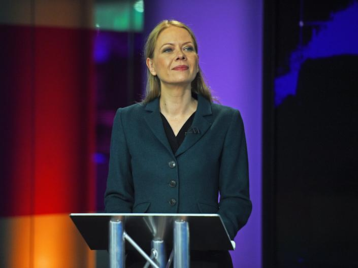 Sian Berry is also co-leader of the Green PartyPA