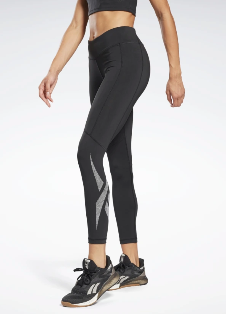 Workout Ready Vector Leggings - Reebok.