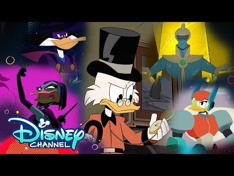 """<p>Scrooge McDuck and his nephews, Hewie, Dewey, and Louie, get into various hijinks involving very blatant lessons about having an unhealthy obsession with wealth. This seems even more relevant today, right?</p><p><a class=""""link rapid-noclick-resp"""" href=""""https://go.redirectingat.com?id=74968X1596630&url=https%3A%2F%2Fwww.disneyplus.com%2Fseries%2Fducktales-2017%2Ftc6CG7H7lhCE%3Fpid%3DAssistantSearch&sref=https%3A%2F%2Fwww.redbookmag.com%2Flife%2Fg37132419%2Fbest-disney-plus-shows%2F"""" rel=""""nofollow noopener"""" target=""""_blank"""" data-ylk=""""slk:Watch Now"""">Watch Now</a></p><p><a href=""""https://www.youtube.com/watch?v=AHmRQ2Zuqr4"""" rel=""""nofollow noopener"""" target=""""_blank"""" data-ylk=""""slk:See the original post on Youtube"""" class=""""link rapid-noclick-resp"""">See the original post on Youtube</a></p>"""