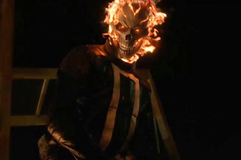 Ghost Riderheads back to the grave as Hulu drops live-action Marvel series