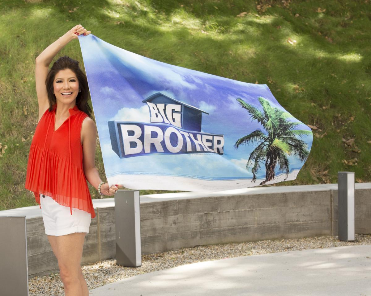 <p>Julie Chen, host of <em>Big Brother</em>, follows a group of people living together in a house outfitted with 87 HD cameras and more than 100 microphones, recording their every move 24 hours a day. Each week, someone will be voted out of the house, with the last remaining Houseguest receiving the grand prize of $500,000. (Photo: Bill Inoshita/CBS) </p>