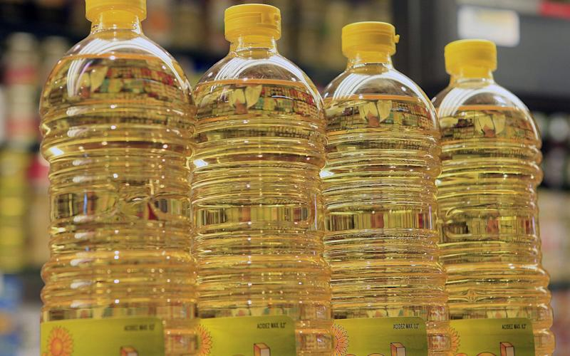 Vegetable oil was once recommended for cooking rather than butter