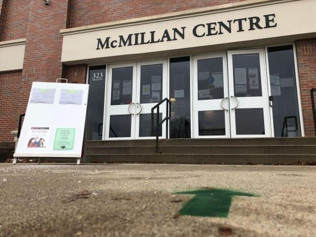 The McMillan Centre at the Holland College campus in Charlottetown will serve as one venue for graduations this year.