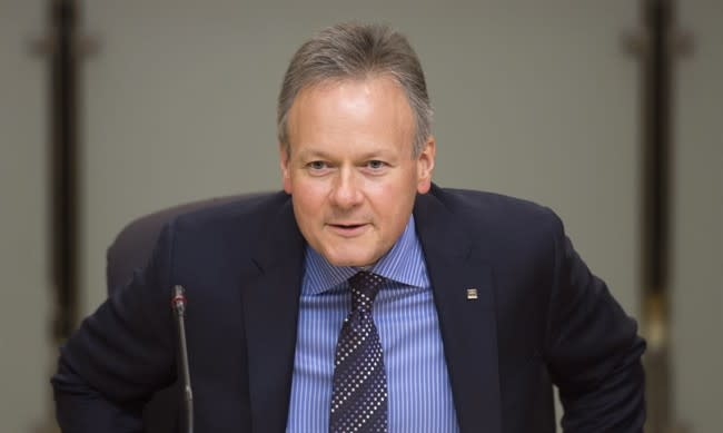 Poloz says Canadian housing market not a bubble, predicts soft landing
