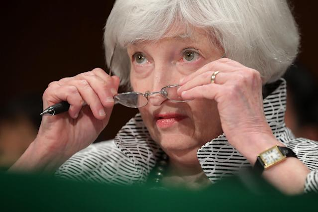 Janet Yellen's current turn at the chair expires in February, and the Trump administration is looking into either re-nominating her, or replacing her.