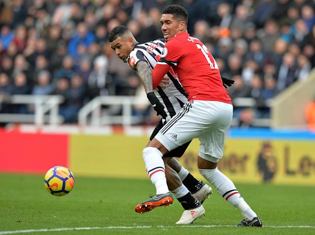 Jose Mourinho laments Manchester United defenders' aerial mistakes after defeat at Newcastle