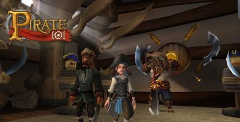 Pirate101 preview