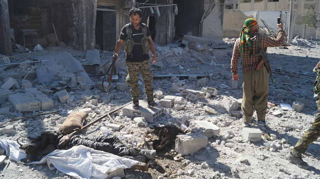 Who will rule in Raqqa now that U.S.-backed forces have purged the so-called Islamic State from its erstwhile capital? That remains an open question.