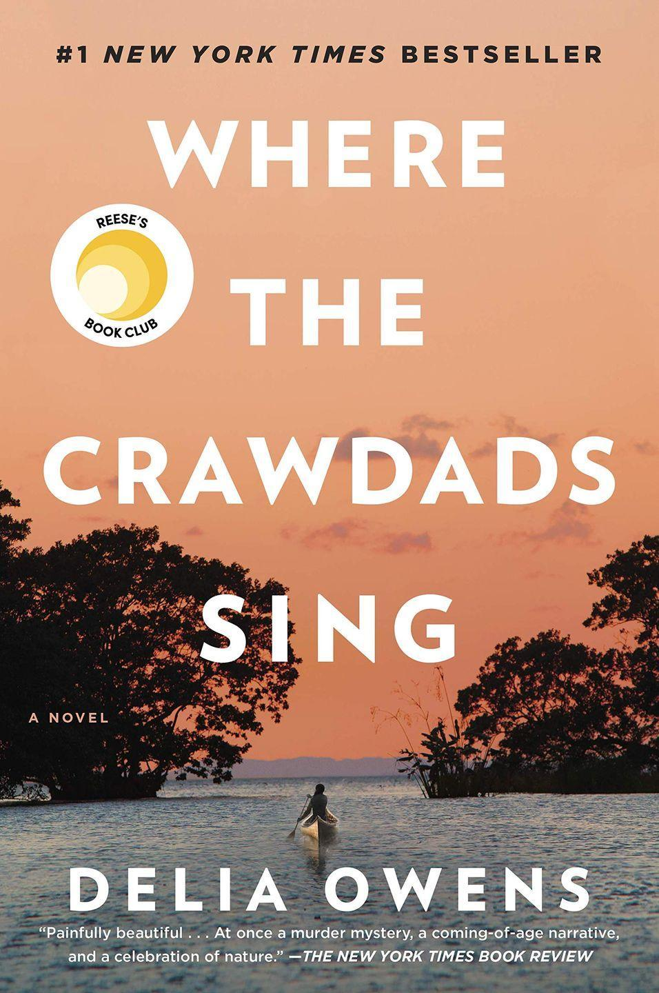 """<p><strong>Release date TBC</strong></p><p>Not content with bringing us Big Little Lies and Little Fires Everywhere, Reese Witherspoon has now set her sights on adapting Delia Owens' bestselling novel Where The Crawdads Sing for the big screen – with Normal People's Daisy Edgar-Jones starring in the lead role.</p><p>Released in 2018, the novel not only topped the New York Times bestsellers list and remained Amazon's most popular fiction book throughout 2019, but was also Reese's bookclub pick in September 2018.</p><p>It tells the story of Kya (Edgar-Jones), a young woman forced to raise herself on the North Carolina marshes when her family abandon her. Now an adult and successful author, Kya is accused of murdering her former boyfriend, a beloved member of the community and must piece together what actually happened. </p><p><a class=""""link rapid-noclick-resp"""" href=""""https://go.redirectingat.com?id=127X1599956&url=https%3A%2F%2Fwww.waterstones.com%2Fbook%2Fwhere-the-crawdads-sing%2Fdelia-owens%2F9781472154668&sref=https%3A%2F%2Fwww.redonline.co.uk%2Freviews%2Ffilm-reviews%2Fg32399204%2Fbooks-turned-into-tv-shows%2F"""" rel=""""nofollow noopener"""" target=""""_blank"""" data-ylk=""""slk:SHOP THE BOOK HERE"""">SHOP THE BOOK HERE</a></p>"""