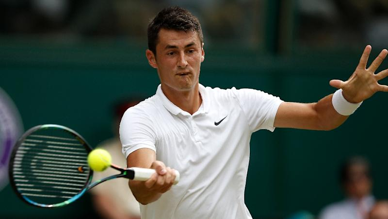 Arrested Tennis Star Tomic Admits Party Mistake
