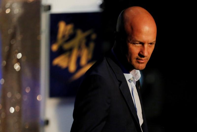 Jordi Cruyff named coach of Ecuador
