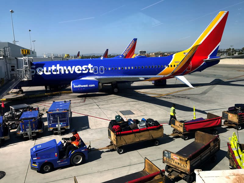 Southwest can be sued for bumping passenger who spoke Arabic - U.S. judge