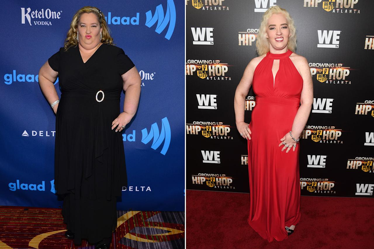 Mama June Keeps Weight Loss Figure 7 Months After Dropping 300-Lbs.