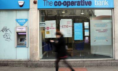 Former Shawbrook finance chief Wood to aid Co-op Bank rescue plan