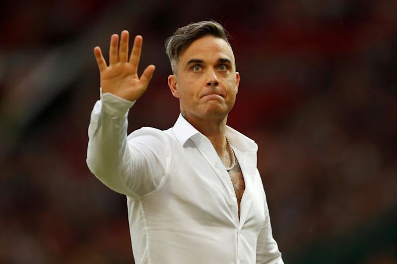 Robbie Williams Is Selling His Soul for World Cup Gig: Kremlin Critic