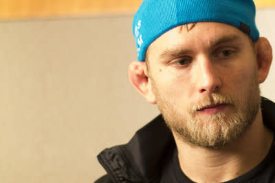 Alexander Gustafsson falls out of the light heavyweight picture with the loss to Anthony Johnson. (Getty)