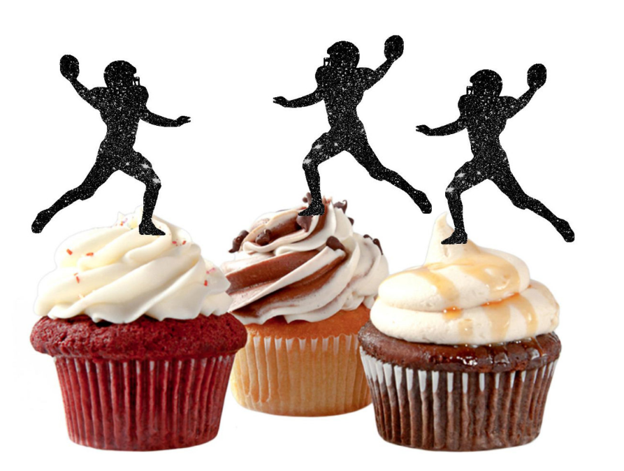 "<p>Everyone can get into the team spirit for Super Bowl LIV thanks to these cupcake toppers.<br></p><p><a class=""link rapid-noclick-resp"" href=""https://go.redirectingat.com?id=74968X1596630&url=https%3A%2F%2Fwww.etsy.com%2Flisting%2F453948156%2Ffootball-cupcake-toppers-football-party&sref=https%3A%2F%2Fwww.goodhousekeeping.com%2Flife%2Fg4949%2Fsuper-bowl-party-ideas%2F"" rel=""nofollow noopener"" target=""_blank"" data-ylk=""slk:SHOP TOPPERS"">SHOP TOPPERS</a></p>"