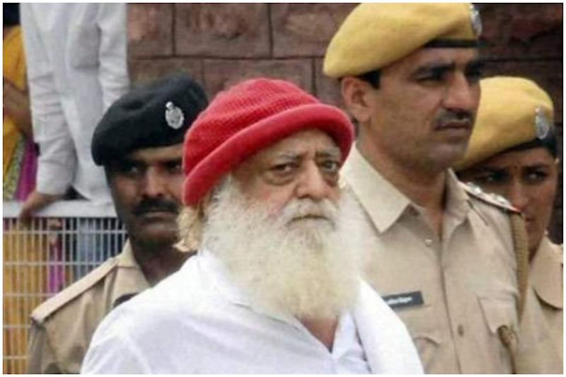 Coronavirus: Asaram, Prisoners at Jodhpur Central Jail Go on Hunger Strike Demanding Release