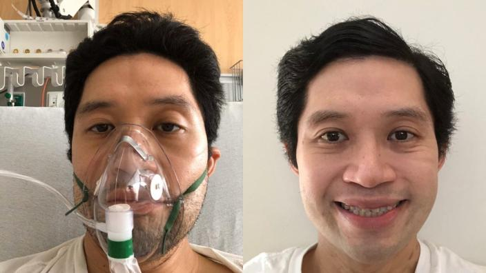 David Lat, a 44-year-old legal recruiter, spent six days on a ventilator after COVID-19 nearly killed him.