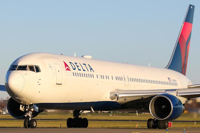 Delta has apologized for the mishap. (Photo: C. V. Grinsven/SOPA Images/LightRocket via Getty Images)
