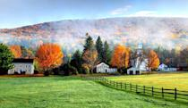"""<p>Picture yourself in this quaint village with one of our <a href=""""https://www.countryliving.com/food-drinks/g3569/fall-soups/"""" rel=""""nofollow noopener"""" target=""""_blank"""" data-ylk=""""slk:best fall soup"""" class=""""link rapid-noclick-resp"""">best fall soup</a> recipes to help you soak up this view. </p>"""