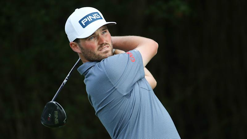 Sharvin seizes English Championship lead as Westwood and Jimenez start well