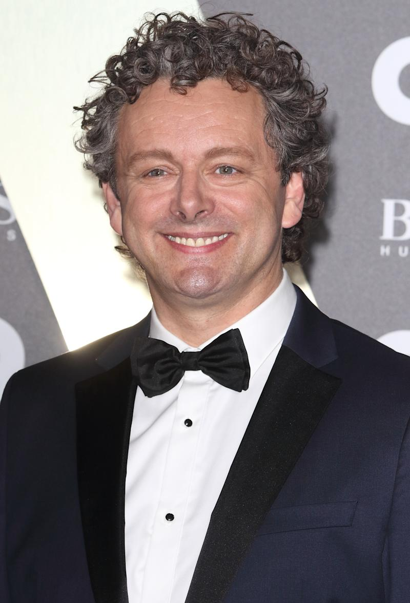 Michael Sheen attends the GQ Men of the Year Awards held at the Tate Modern, Bankside in London. (Photo by Keith Mayhew / SOPA Images/Sipa USA)