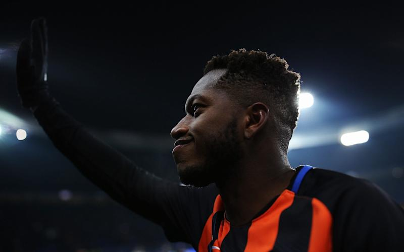 Shakhtar Donetsk midfielder Fred is expected to move to Manchester... but which club? - UEFA