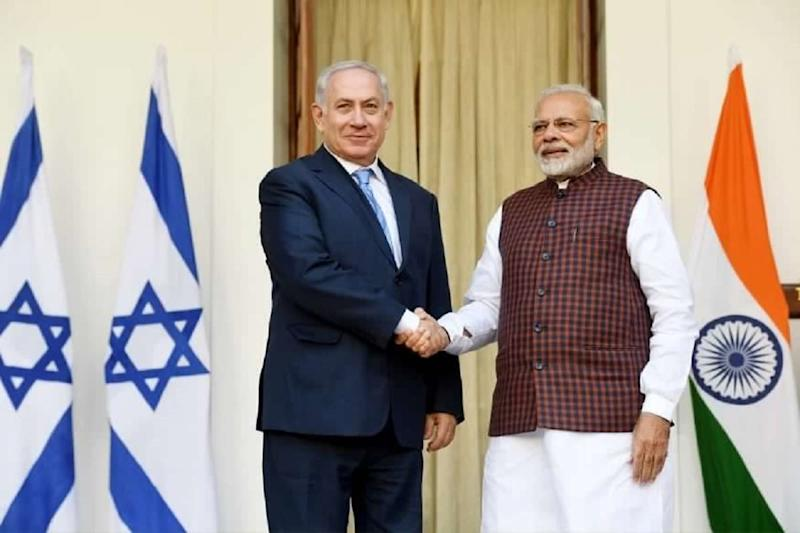 PM Modi, Israel's Netanyahu Discuss Expanding Cooperation in Agriculture, Water and Innovation