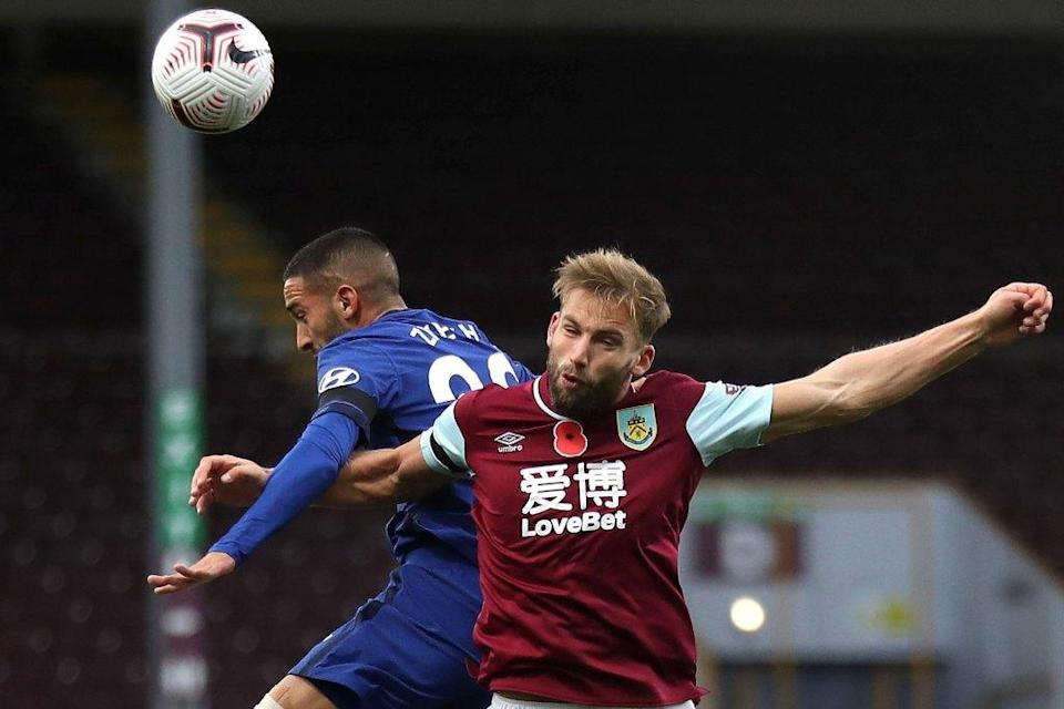 At least 10 Premier League clubs soccer teams have betting company sponsors branding on their uniforms. Including Burnley.